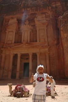 Puerta de Petra